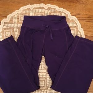 Zella Move It Pants - 4 violet Nordys EUC